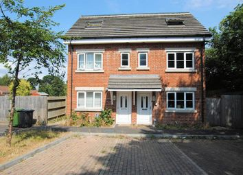Thumbnail 4 bed semi-detached house to rent in Horne Close, West End, Southampton
