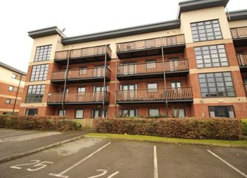 Thumbnail 2 bedroom flat for sale in Canalside, Radcliffe, Manchester