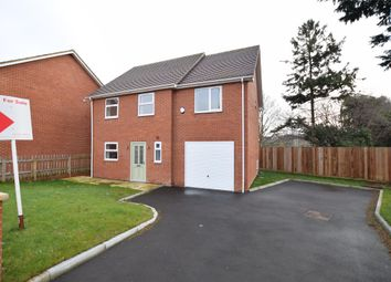 Thumbnail 4 bed detached house for sale in Plot 7 Cheltenham Road East, Gloucester