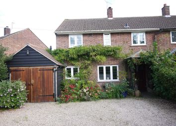 Thumbnail 3 bedroom semi-detached house for sale in Newgate Street Village, Newgate Street, Hertford