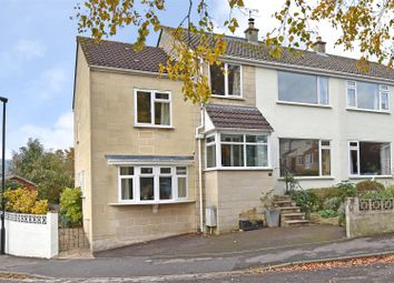 Thumbnail 4 bed semi-detached house for sale in Lynfield Park, Weston, Bath