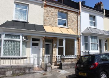 Thumbnail 2 bedroom terraced house for sale in Renown Street, Keyham, Plymouth