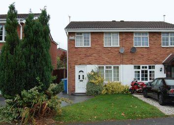 Thumbnail 2 bedroom semi-detached house to rent in Ennerdale Drive, Perton, Wolverhampton