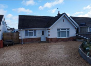 Thumbnail 3 bed detached bungalow for sale in Holloway Avenue, Bournemouth