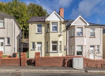 Thumbnail 4 bed semi-detached house for sale in Herbert Avenue, Risca, Newport