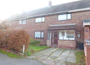 Thumbnail 4 bed terraced house for sale in Edison Grove, Quinton, Birmingham