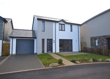 Thumbnail 3 bed detached house for sale in Towednack Road, St. Ives