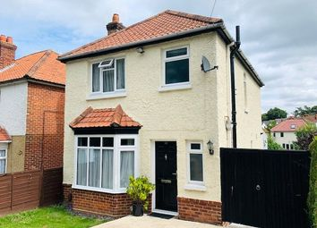 Thumbnail 3 bed detached house for sale in Copsewood Road, Southampton