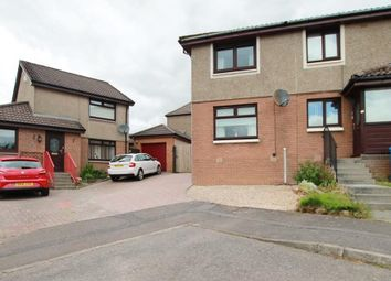 Thumbnail 2 bed end terrace house for sale in Cairnhill Court, Carluke