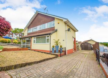 Thumbnail 3 bed property to rent in Nursery Rise, Bedwas, Caerphilly