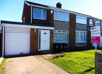 Thumbnail 3 bed property to rent in Trigo Close, Marton-In-Cleveland, Middlesbrough