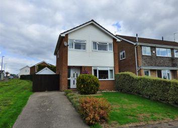 Thumbnail 3 bed detached house for sale in Stuart Avenue, Chepstow