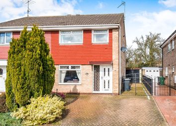 Thumbnail 3 bed semi-detached house for sale in Birkdale Avenue, Dinnington, Sheffield