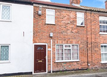 Thumbnail 2 bed terraced house for sale in Brewery Street, Burgh Le Marsh, Skegness