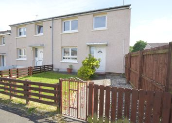 Thumbnail 3 bed end terrace house for sale in Quarryknowe, Glasgow