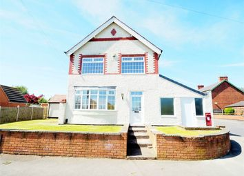 Thumbnail 4 bedroom detached house for sale in Hampden Street, Kirkby-In-Ashfield, Nottinghamshire