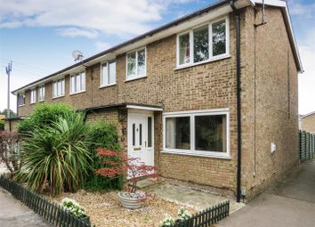 Thumbnail 3 bed end terrace house for sale in Barkway Road, Royston
