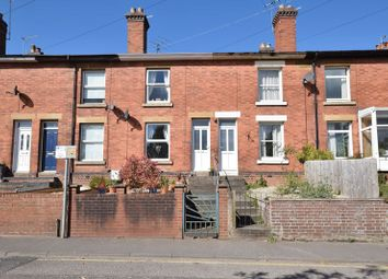 Thumbnail 2 bed terraced house for sale in Smallbrook Road, Ross-On-Wye
