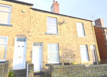 Thumbnail 2 bedroom terraced house to rent in Mansfield Road, Sheffield