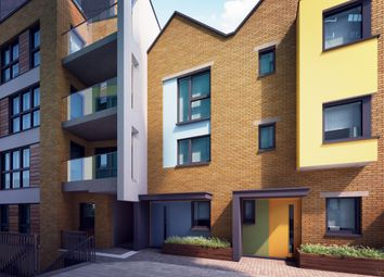 "Thumbnail 4 bed property for sale in ""X.3.3"" at Paintworks, Arnos Vale, Bristol"