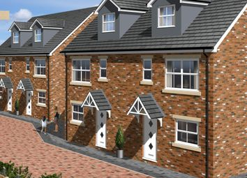 Thumbnail 4 bed semi-detached house for sale in Plot 2, Westfield Lane, South Elmsall, Pontefract