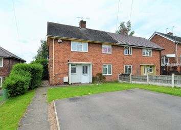 Thumbnail 3 bed semi-detached house to rent in Lansdowne Road, Brimington, Chesterfield