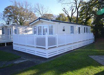 Thumbnail 2 bed mobile/park home for sale in Bashley Caravan Park, New Milton
