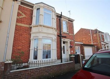Thumbnail 3 bed semi-detached house for sale in Windsor Road, Cosham, Portsmouth, Hampshire