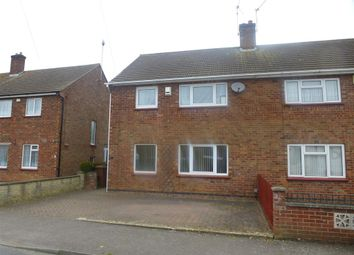 Thumbnail 3 bed semi-detached house for sale in Keats Road, Wellingborough