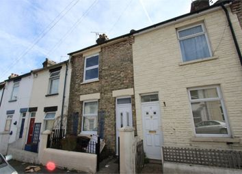 Thumbnail 3 bed terraced house to rent in Kimberley Road, Gillingham, Kent