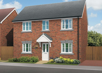 Thumbnail 3 bed detached house for sale in The Bromyard, Whitehouse Meadow, Kingstone, Herefordshire
