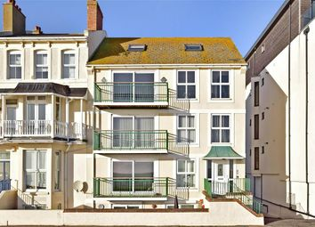 Thumbnail 2 bedroom flat for sale in West Parade, Hythe, Kent