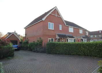 Thumbnail 3 bed end terrace house to rent in Bramley Way, Kings Hill