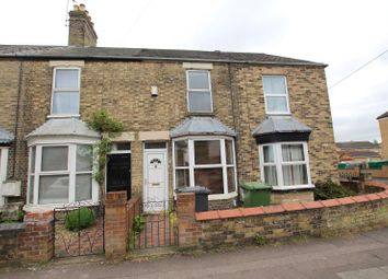 Thumbnail 2 bed end terrace house to rent in High Street, Fletton