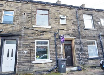 Thumbnail 2 bed terraced house for sale in Thackray Street, Halifax
