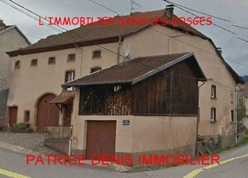 Thumbnail 3 bed property for sale in 88210, Vieux Moulin, Fr