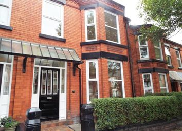 Thumbnail 4 bed terraced house to rent in Heathfield Road, Wavertree