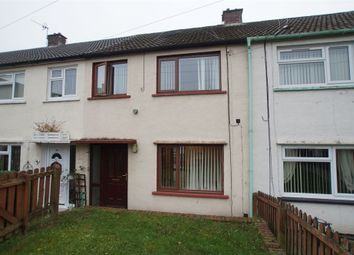 Thumbnail 3 bed terraced house for sale in Kinniside Place, Cleator Moor, Cumbria