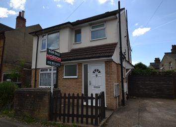 Thumbnail 1 bed flat for sale in Beverley Road, Highams Park