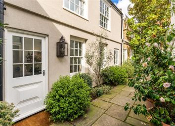 Thumbnail 2 bed mews house for sale in Upper Cheyne Row, Chelsea, London