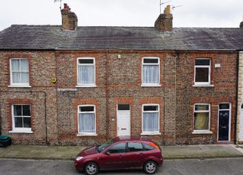 Thumbnail 2 bedroom terraced house to rent in Upper Newborough Street, York