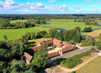 Thumbnail 8 bed detached house for sale in Ringwood Road, Avon, Christchurch, Dorset