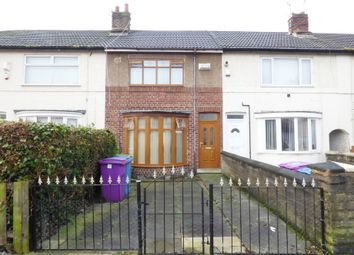 Thumbnail 2 bedroom terraced house for sale in Hebden Road, Liverpool
