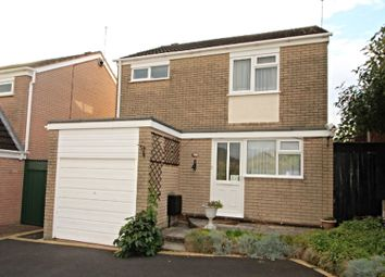 Thumbnail 3 bed detached house for sale in Buttermere Road, Off Windermere Way, Stourport-On-Severn