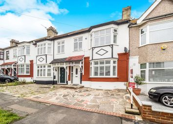 Thumbnail 3 bed terraced house to rent in Greenstead Gardens, Woodford Green