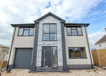 Thumbnail 4 bed detached house for sale in Langwith Drive, Langwith, Mansfield