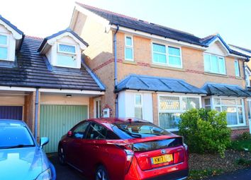 Thumbnail 3 bed property to rent in Emley Close, Little Billing, Northampton