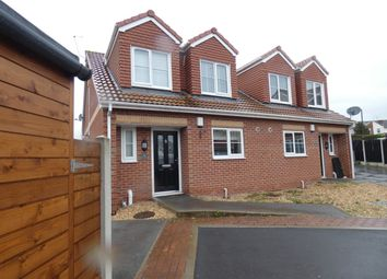 3 bed semi-detached house for sale in Ivanhoe Mews, Swallownest, Sheffield S26