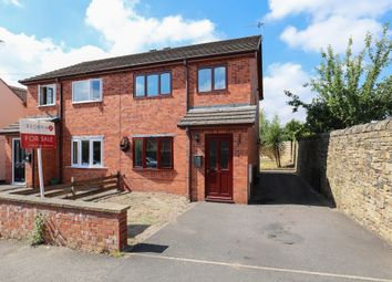 Thumbnail 3 bed semi-detached house for sale in Princess Road, Dronfield
