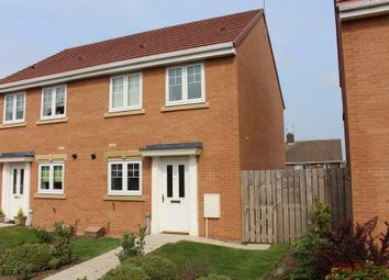 Thumbnail 3 bed semi-detached house to rent in Donside Close, Boldon, Boldon